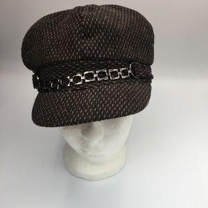 Magid Hats Tweed Engineer Cap